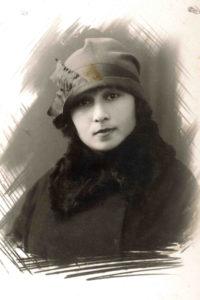 Sonya Shelupskaya (Minsk 1920s)