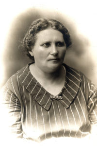 Elena Drapkina's maternal grandmother (Minsk 1927)