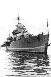 Razumny Torpedo boat (Kola Bay 1944)