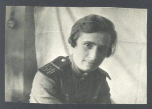 Blyuma Perlstein (Leningrad 1942)
