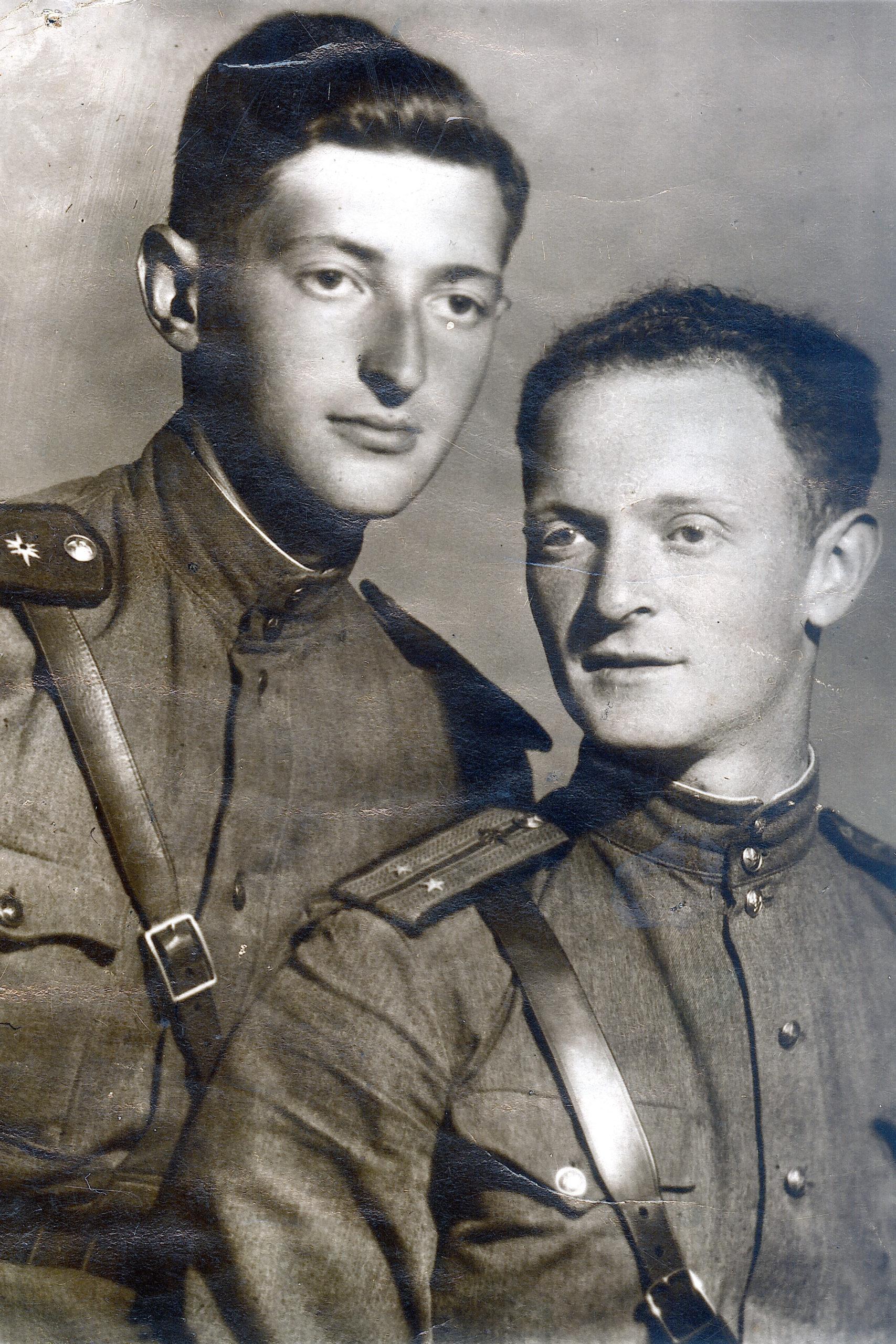 Першы муж Алены Драпкінай і яго брат Барыс