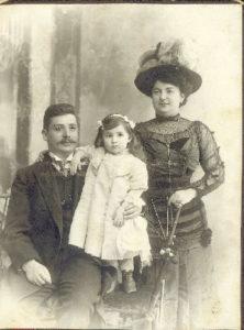 The Makhover family (Minsk 1910s)