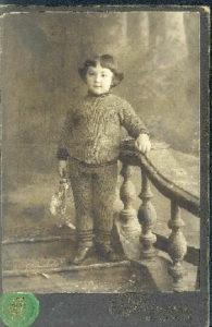 Mikhail Makhover (Minsk 1910s)