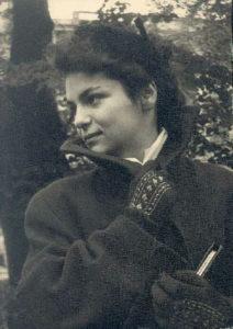 Galina Levina (Leningrad 1960s)
