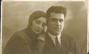 Moses and Debora Markman (Leningrad 1933)