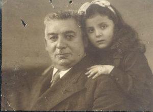 Galina Levina and Mikhail Makhover (Leningrad 1930s)