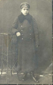 Moses Markman (late 1910s)