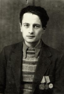 Lev Galper (Moscow 1952)