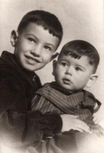 Mikhail and Vladimir Galper (Moscow 1953)