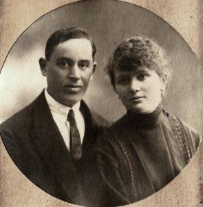 Vladimir Yanov and Maria Yanova (Moscow 1919)
