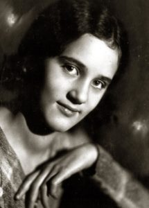 Marina Sineokaya (Moscow 1934)