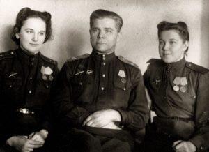 Marina Sineokaya (Greifswald 1945)