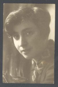Guta Kozlova (Moscow 1930)