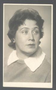 Bronya Selector (Leningrad 1950)
