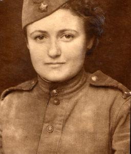 Berta Zelbert (Belarus 1943)