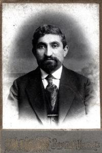 Mark Epstein's maternal grandfather (St. Petersburg)