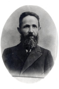 Mark Epstein's paternal grandfather (Russia)