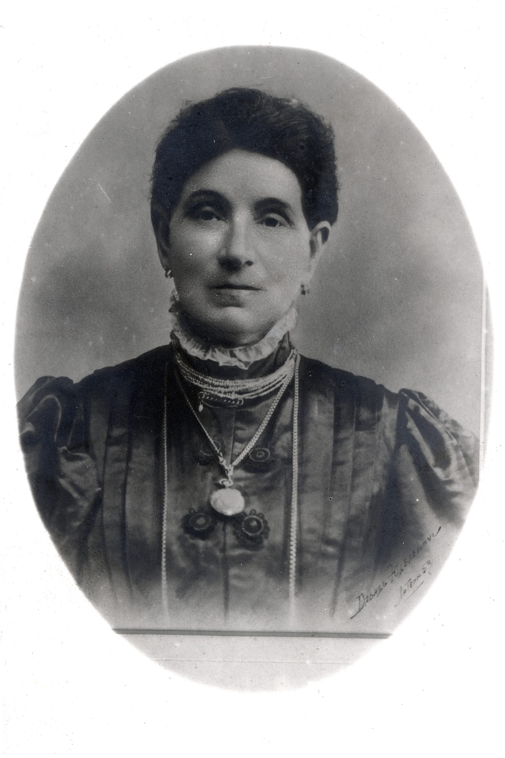 Mark Epstein's paternal grandmother