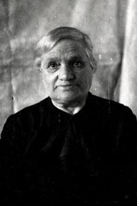 Mark Epstein's maternal grandmother (Leningrad)