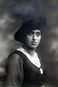 Mark Epstein's mother (Russia 1920s)