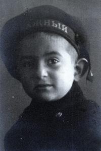 Mark Epstein (Leningrad 1930)