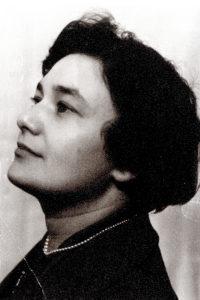 Rose Epstein (Leningrad 1965)