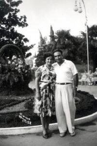 Mark and Rose Epstein (Sochi 1958)