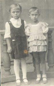 Lyubov Lipovskaya and Liya Zlatkina (Leningrad)