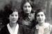 Efim Pisarenko's older sister Broha Shapiro and her school friends