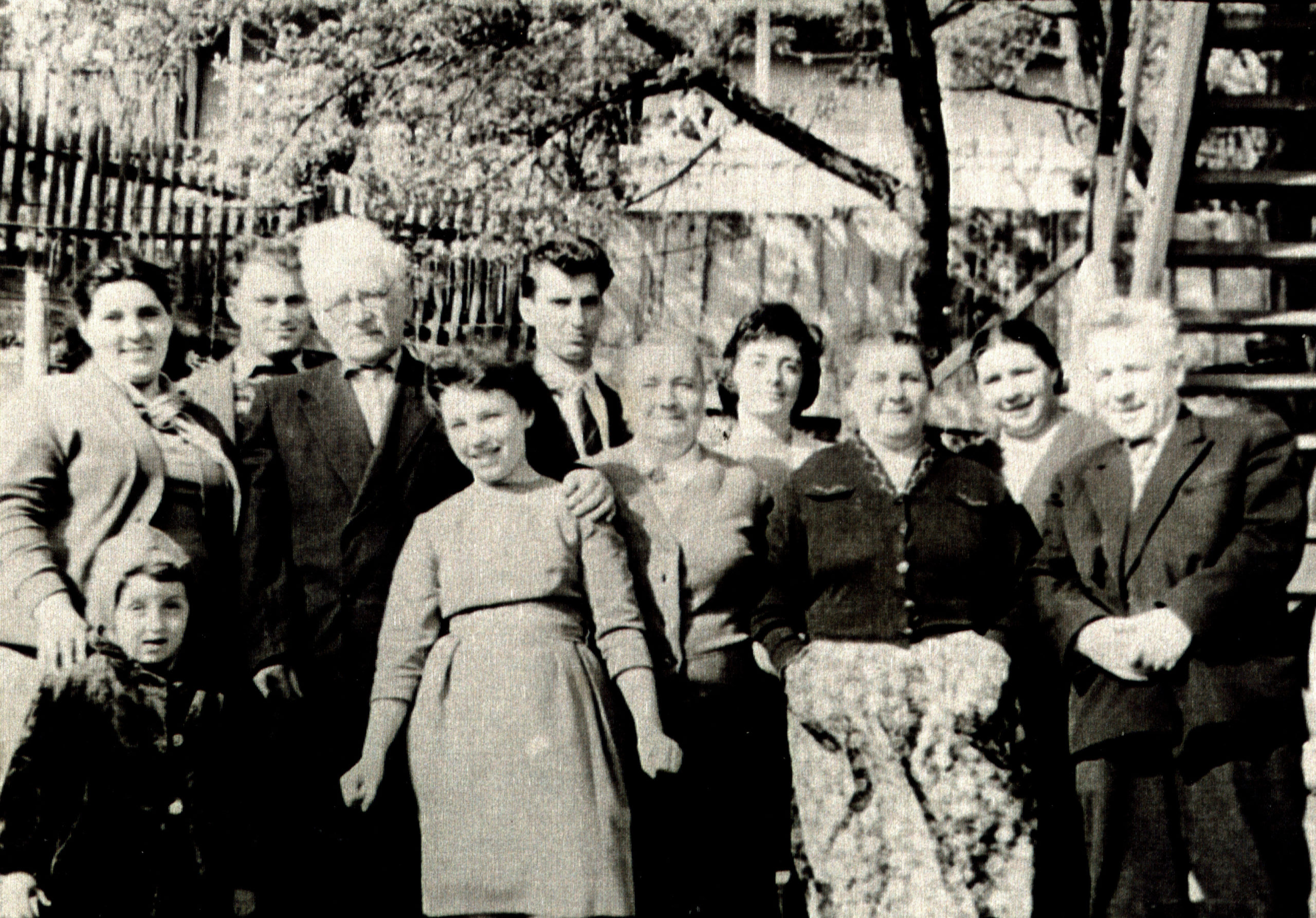 Efim Pisarenko's family